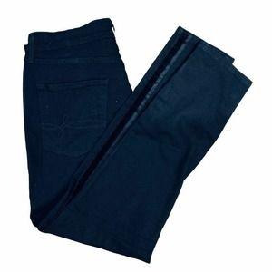 NWT Denizen by Levis Black Ankle Jeans Sz 14/32